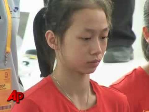 Olympics '08: IOC Wants Answers on Gymnasts' Age