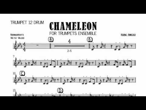 Chameleon For Trumpets Ensemble By Valter Valerio Amp Paolo