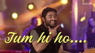 Emotional Performance Arijit Singh Live Tum Hi Ho Must Watch
