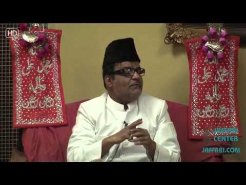 16th Ramazan 1434 Maulana Abid Bilgrami