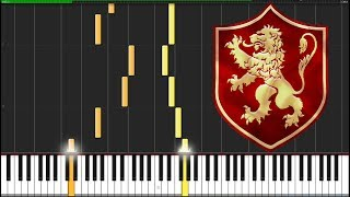 A Lannister Always Pays His Debts - Game of Thrones [Orchestra] (Synthesia) // Nikodem Lorenz
