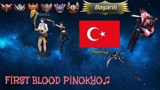 SPİKERLİ ÇÖL ANİMASYONU  FİSRT BLOD'DA BİR İLK