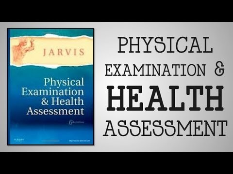 Health Assessment Book Health Assessment
