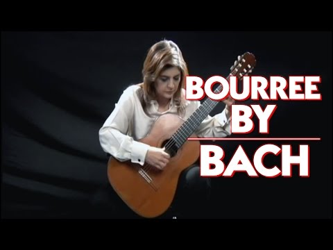 Bourree by Bach