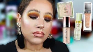 How To Get The Glow | & Warm Smoky Eye Makeup Tutorial