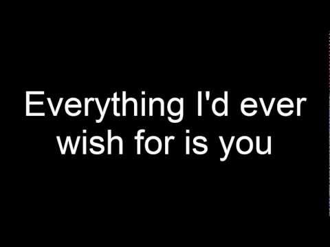 Alex Day - Wish For Is You
