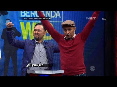 Waktu Indonesia Bercanda - Ronal Surapadja & Akbar Menang Duit 1,5 M!