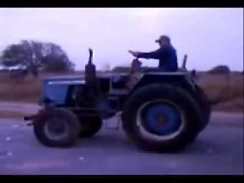 Tractores Trabajando - Sidena 310m