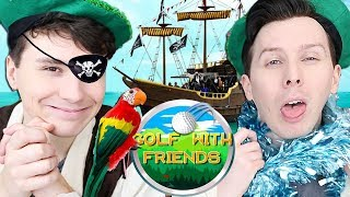 BATTLE FOR THE BOOTY - Dan and Phil Play: Golf With Friends #7