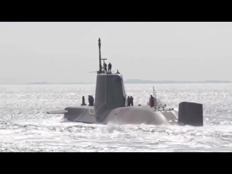 Royal Navy tests advanced nuclear sub