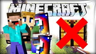 Minecraft LUCKY BLOCKS BATTLE - WERKBANK-VERBOT!