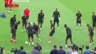 Tin Thể Thao 24h Hôm Nay (19h - 8/8): Man Utd và Real Madrid Sẵn Sàng Cho Trận Siêu Cúp Châu Âu