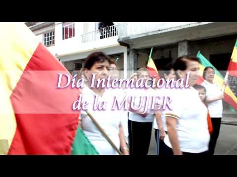 Cadena Radial Dominical por el día Internacional de la Mujer