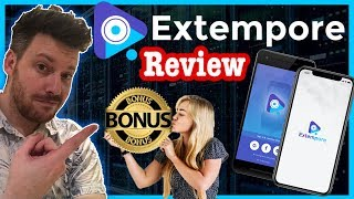 Extempore Review 2019 (Create PRO Videos With Your Phone) ✅