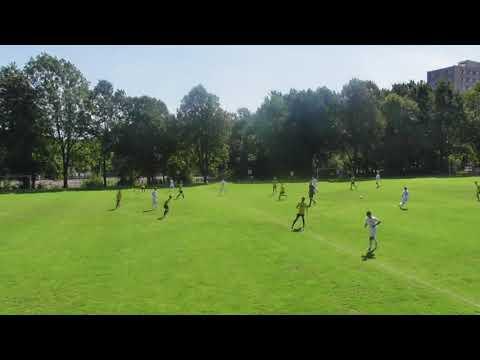 Sestřih branek U15 FCB - Prostějov