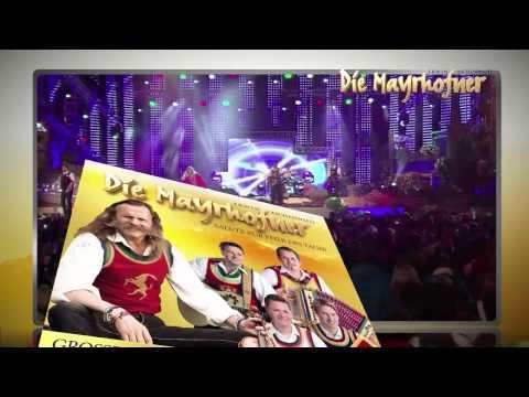 Die Mayrhofner NEUE CD!