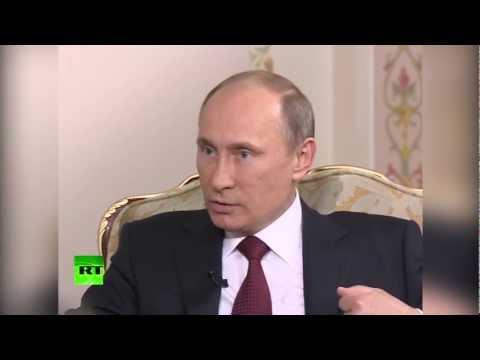 Путин: «Мы понимаем, куда идем, и с этого пути не свернем»