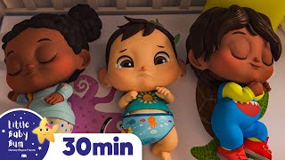 Bedtime Song + More Nursery Rhymes & Kids Songs - Little Baby Bum | ABCs and 123s
