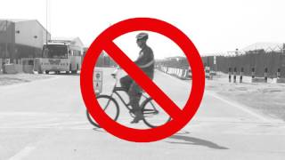 US Army Bicycle safety