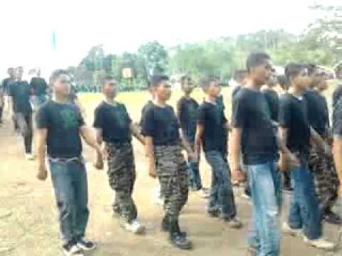 MORO ISLAMIC LIBERATION FRONT  training camp salman batch 2012