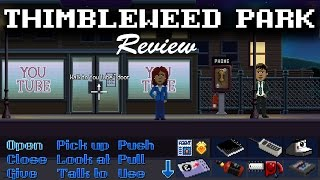 Thimbleweed Park? - PC Game Review