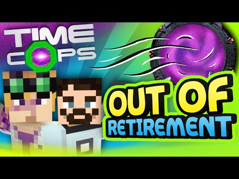 Minecraft Mods: Time Cops #1 -  Out Of Retirement video