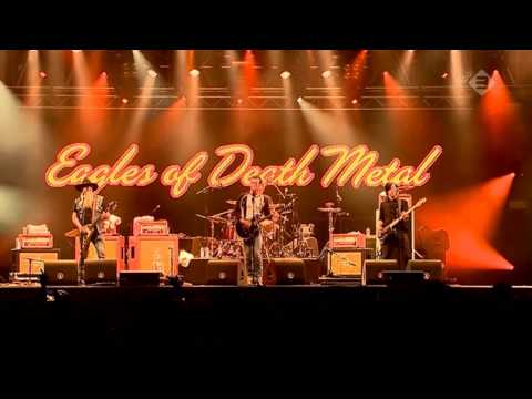 Eagles Of Death Metal - I Like To Move In The Night