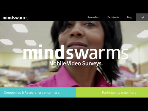 Mindswarms Review   Get Paid To Take Online Surveys