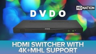 DVDO Quick6_ Upgrade Your Old AVR! Xbox 720 Plays Blu-rays. Your Seiki 4K HDTV Questions Answered!