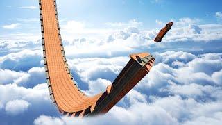 WORLD'S BIGGEST RAMP JUMP! (GTA 5 Funny Moments)