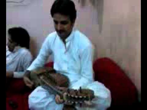 Ustad Zarjan Playing Rabab video