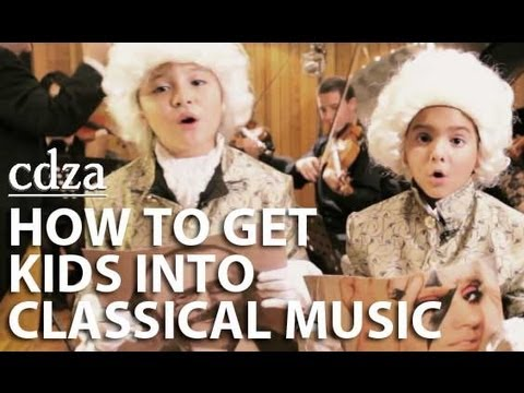 How to Get Kids Into Classical Music | Opus No. 12