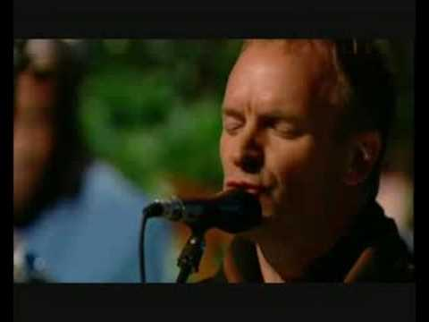 Sting - Don't Stand So Close To Me - Tuscany