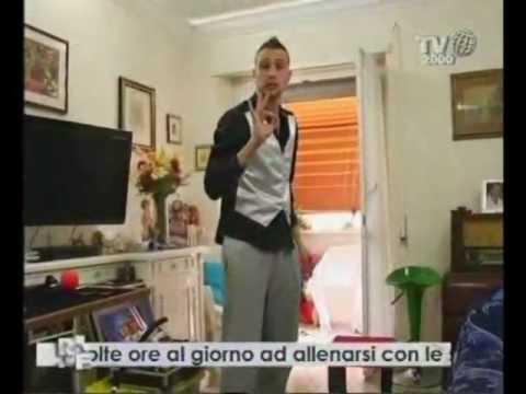 Romanzo Familiare – Famiglia Spada – ALLENAMENTO DI DAVIDE