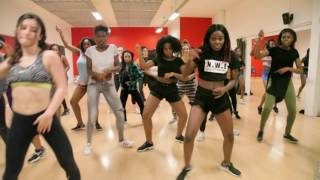 CUT IT - O.T Genasis African Remix | Dance Cography by Sherrie Silver