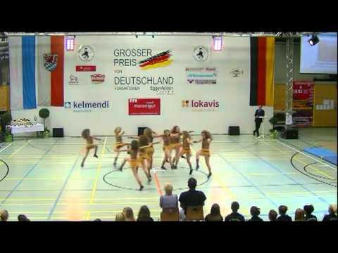Crazy Chicken - Großer Preis von Deutschland Formationen 2011