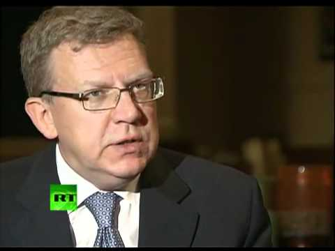 Интервью Кудрина RT за день до скандала с отставкой