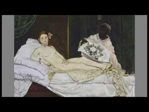 1863 - Edouard Manet - Les clés du regard  n°15 - Cours-conférences 91-92