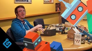 After Six Hours With Labo, Here's What We Think