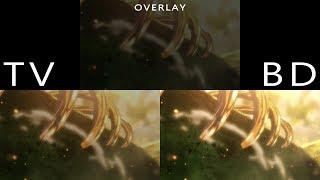 Attack on Titan Season 2 - Episode 6 'Reveal' (TV/Blu-ray COMPARISON)