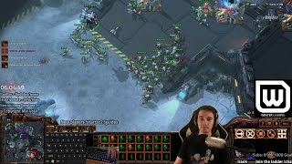 Learn to play Starcraft (LIVE Educational Commentary, Build Orders Etc)  #2
