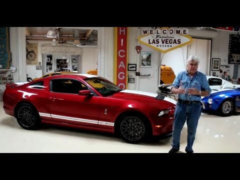 2013 Ford Mustang Shelby GT500 & Boss 302