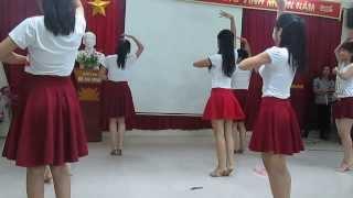 Múa Gặp Mẹ Trong Mơ Lớp TYBK56-HUA