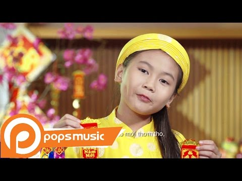 Tết Đến Tết Ơi Tết - Phi Long ft Bé Bảo An [Official[