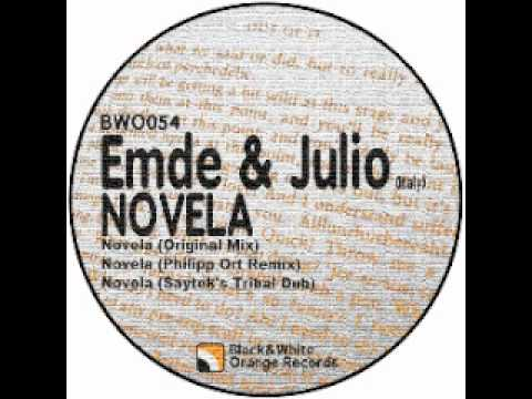 Emde &amp; Julio (Italy) - Novela (Philipp Ort Remix)