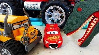 ТАЧКИ 3 Молния Маквин Новые Мультики про Машинки 2017 Тачки 3 #Машинки Видео для детей Disney Cars 3
