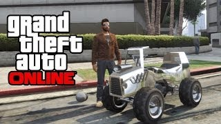 GTA 5 Online - How To Get Trevor's Quad Bike! (Nagasaki Blazer ATV) Secret/Rare Vehicle! (GTA V)