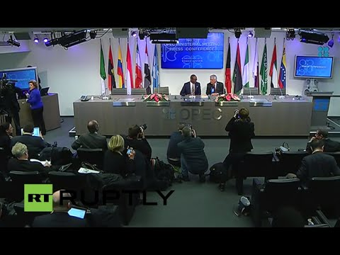 LIVE: Iran to announce crude oil output rise at OPEC meeting