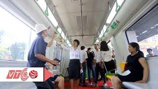 Ý kiến người dân về mẫu tàu điện Cát Linh – Hà Đông | VTC