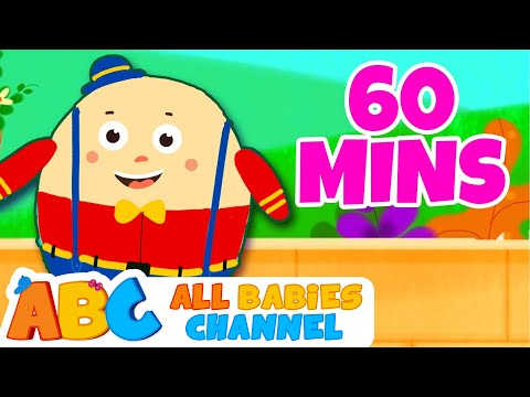 Humpty Dumpty & Lots More Popular Nursery Rhymes Collection From All Babies Channel video